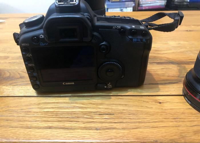 Canon E0S 5D Mark II - 2
