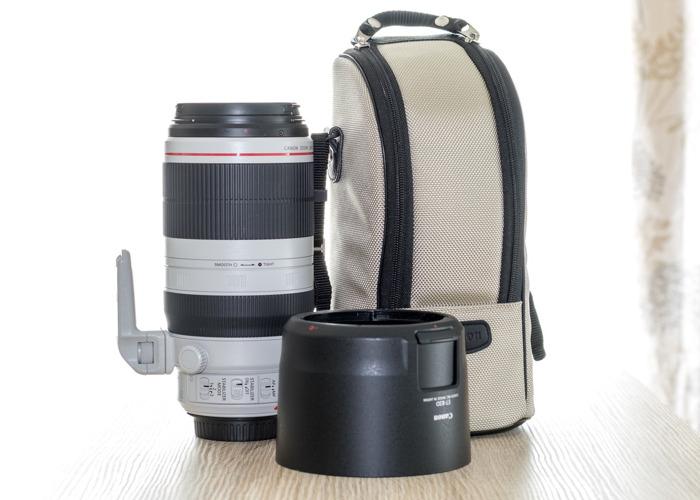 Canon EF 100-400 mm f / 4,5-5,6 L IS II USM Lens - 1