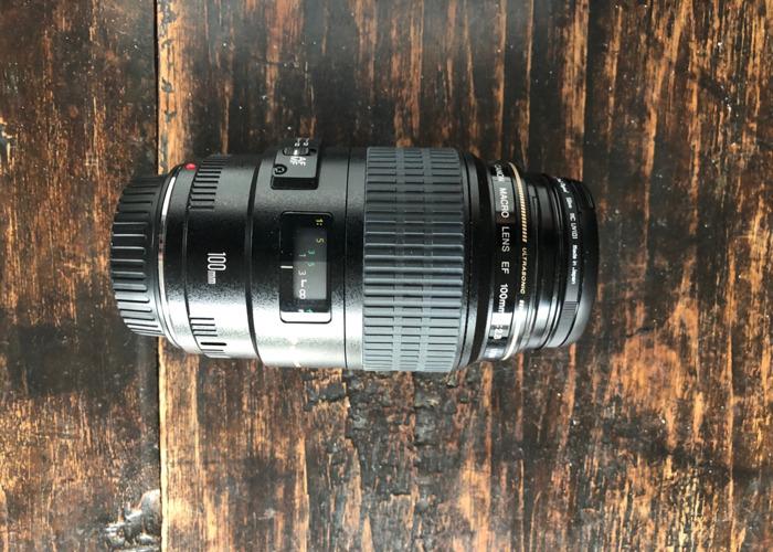 Canon EF 100mm f2.8 Macro  - 2