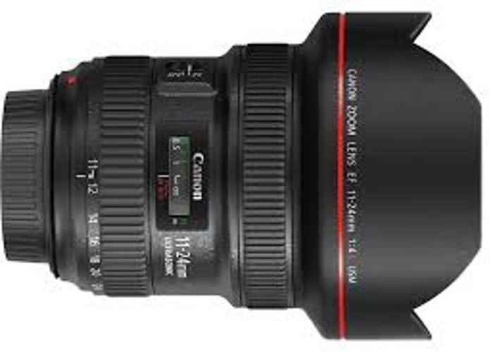 Canon 11-24mm F/4.0 EF Lens EF  - 2