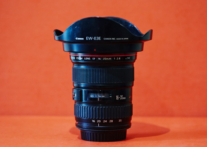 Canon EF 16-35 mm f/2.8 - 1