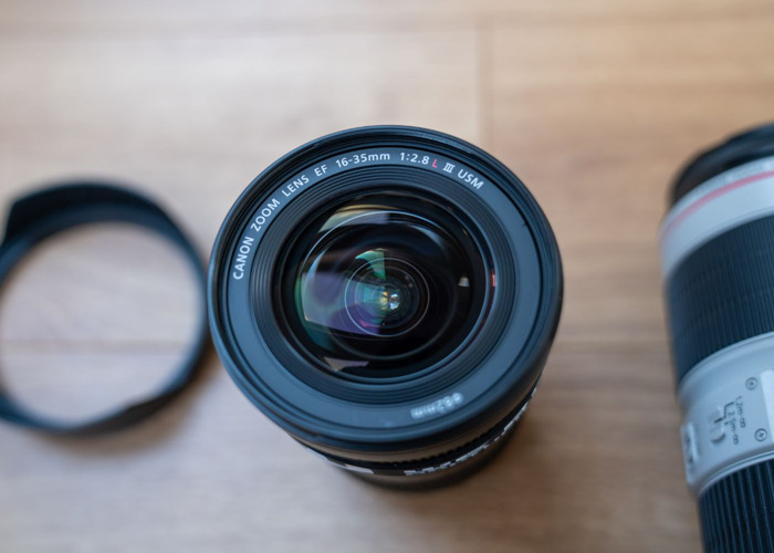 Canon EF 16-35 mm f/2.8L III USM Lens - 2