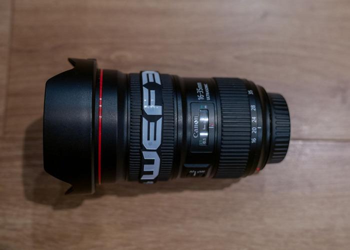 Canon EF 16-35 mm f/2.8L III USM Lens - 1