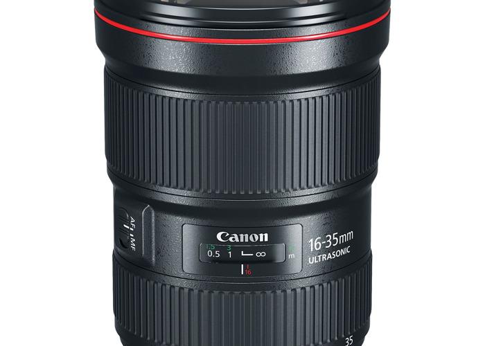 Canon EF 16-35mm f/2.8 L III USM - 1