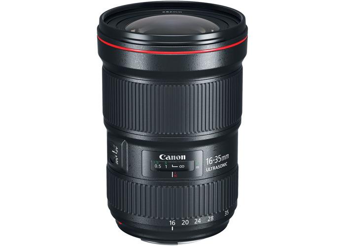 Canon EF 16-35mm f2.8L III USM Lens - 2