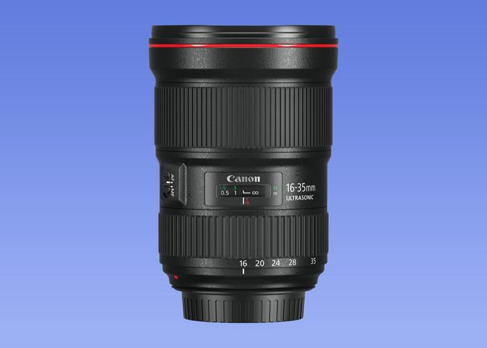 Canon EF 16-35mm f/2.8L III USM lens - 1