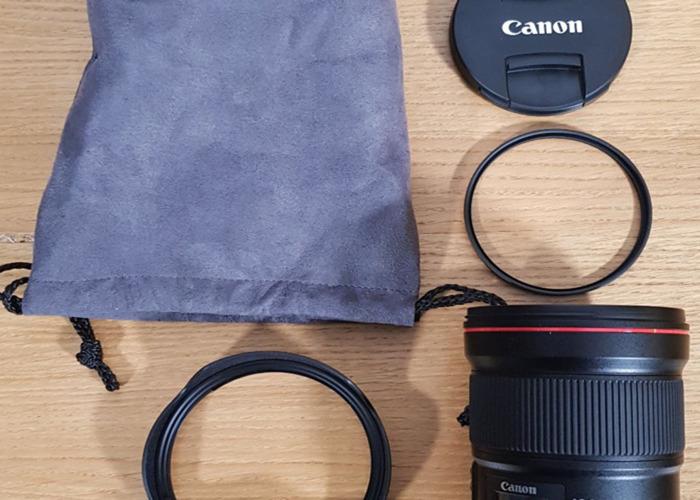 Canon EF 16-35mm f/2.8L III USM lens - 2
