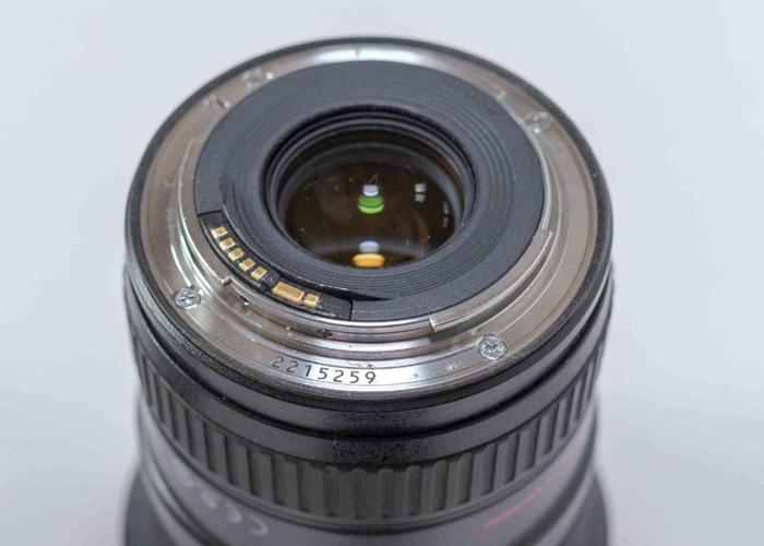 Canon EF 16-35mm L II USM Lens - 2