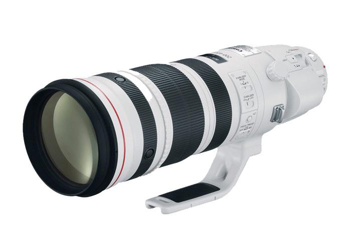 Canon EF 200-400mm F/4L IS USM Lens - 1