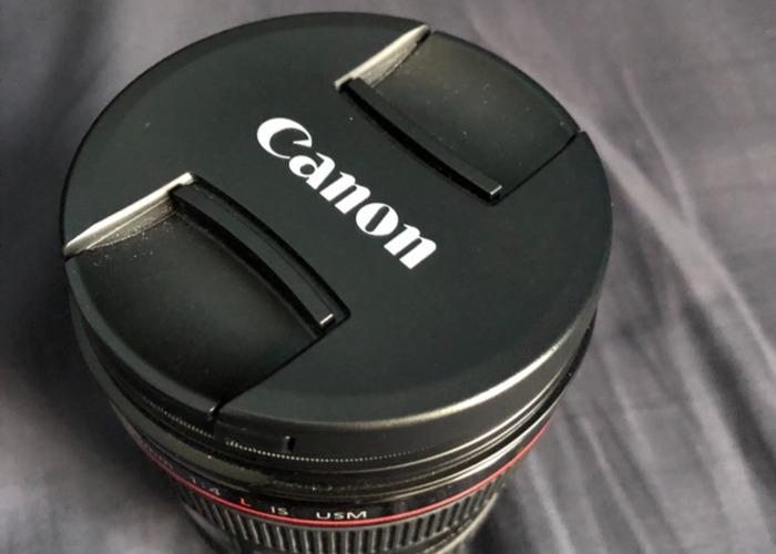 Canon EF 24-105 F/4 Usm Lens  - 1
