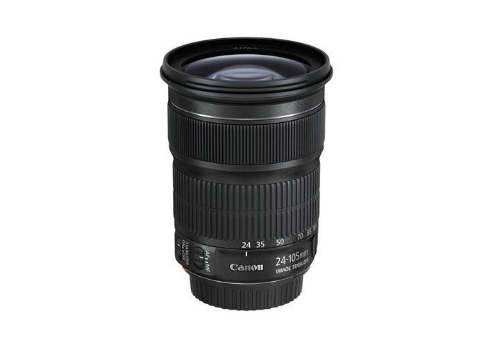 Canon EF 24-105mm f3.5-5.6 IS STM Lens - 2