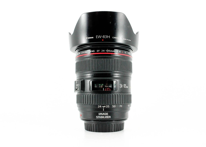 Canon EF 24-105mm f/4 L IS USM - 1