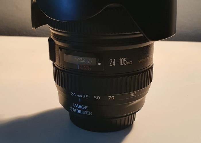 Canon EF 24-105mm f/4 L IS USM - 2