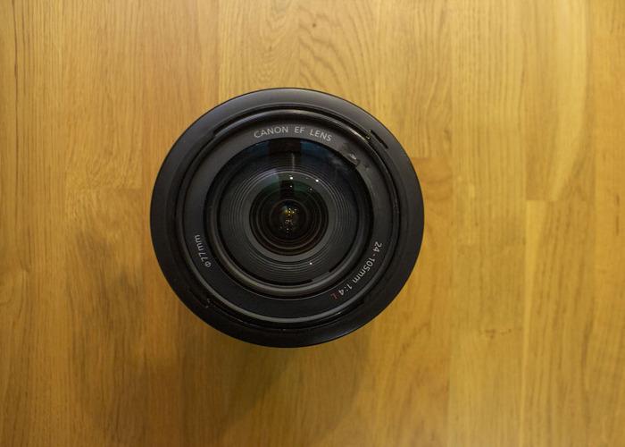 Canon EF 24-105mm f/4 L IS USM Lens - 2