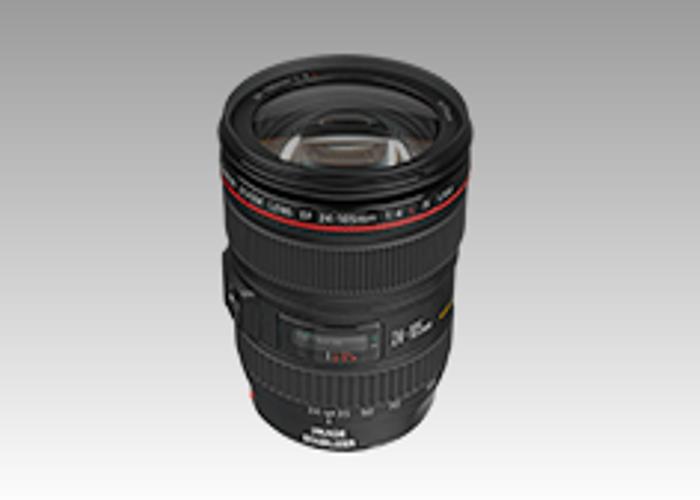 Canon EF 24-105mm F4.0L Lens - 1
