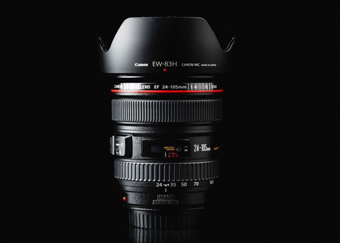 Canon EF 24-105mm f/4L IS - FREE DELIVERY - 1