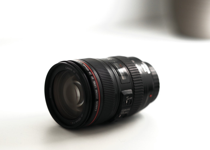 Canon EF 24-105mm f4L IS II USM Lens - 1