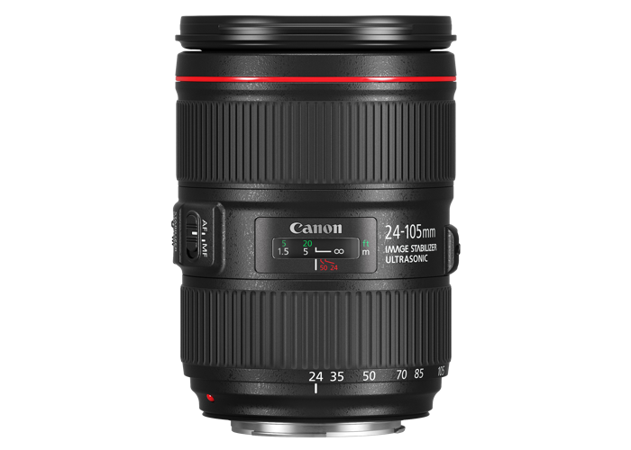 Canon EF 24-105mm f4L IS II USM Lens - 1