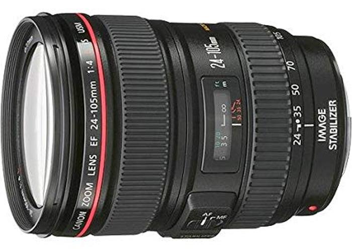 Canon EF 24-105mm f/4L IS II USM Standard Zoom Lens - 1