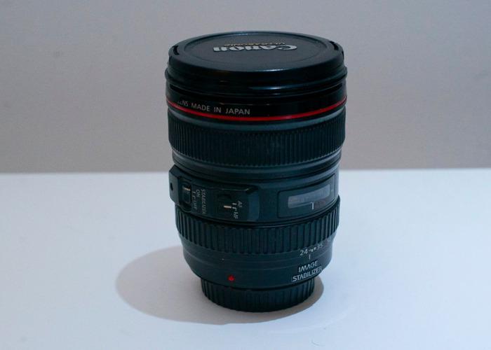 Canon EF 24-105mm f/4L IS USM Lens - 2