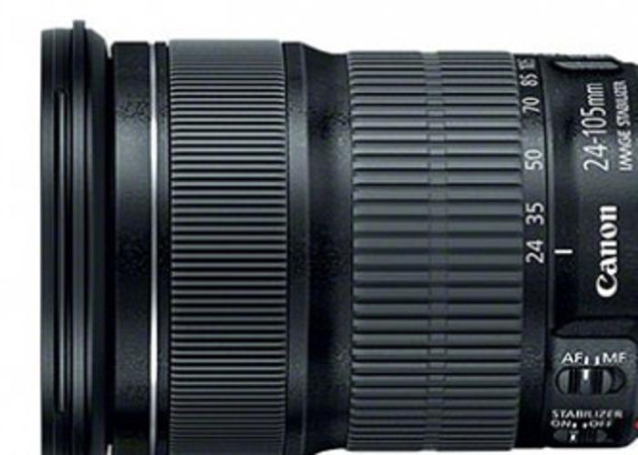 Canon ef 24-105mm stm - 1