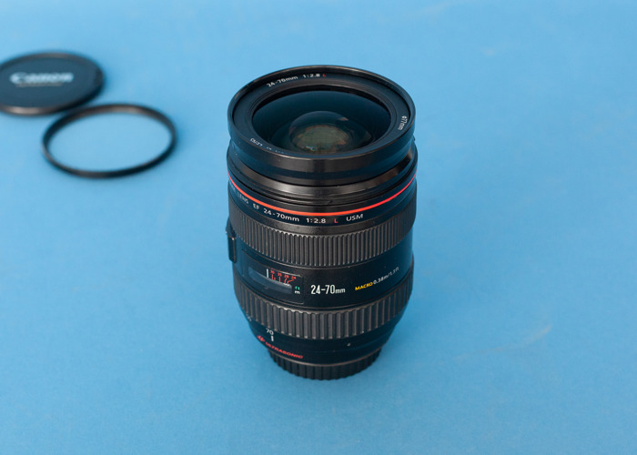 Canon EF 24-70 f2.8 Lens - 1