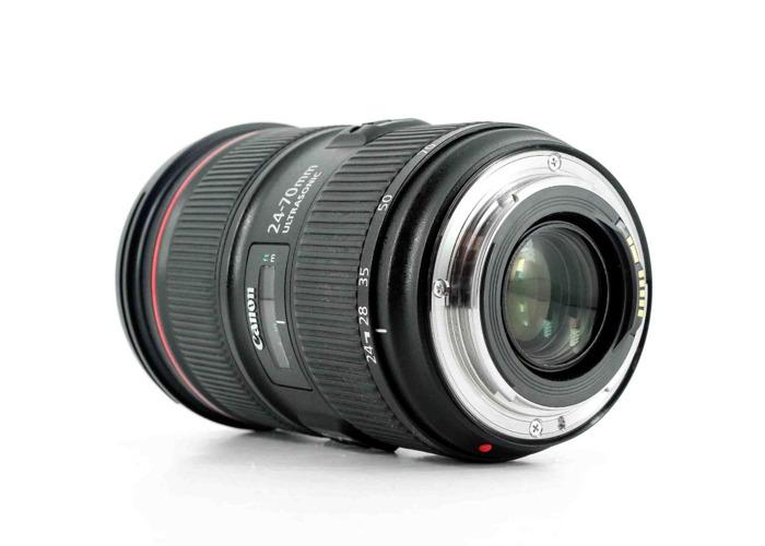 Canon EF 24-70mm f/2.8 II USM Lens - 2