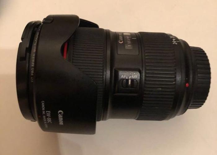 Canon EF 24-70mm f/2.8 II USM Zoom Lens - 2