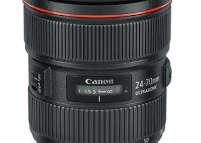Canon EF 24-70mm f/2.8 L II USM - 1