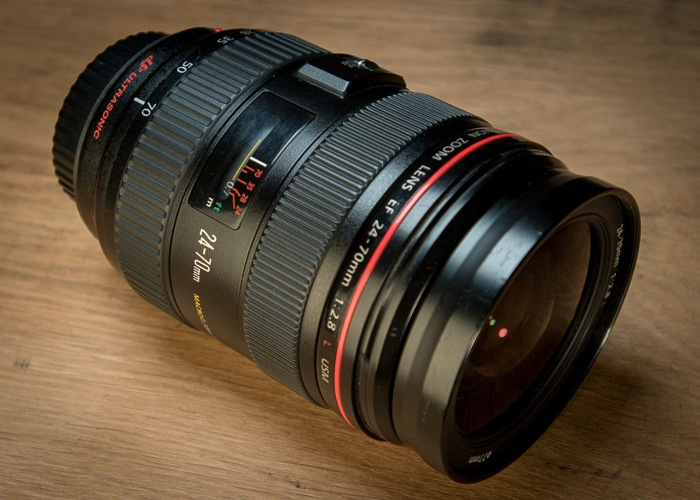 Canon EF 24-70mm f2.8 ZOOM lens - 2