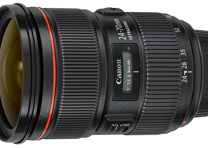 Canon EF 24-70mm f/2.8L II USM Lens - 2