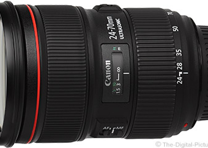Canon EF 24-70mm f/2.8L II USM Lens Review - 1