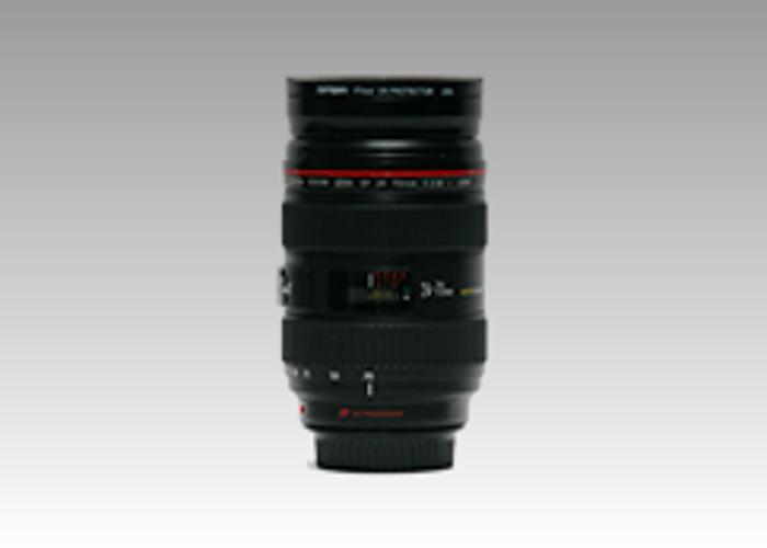 Canon EF 24-70mm F2.8L Lens - 1
