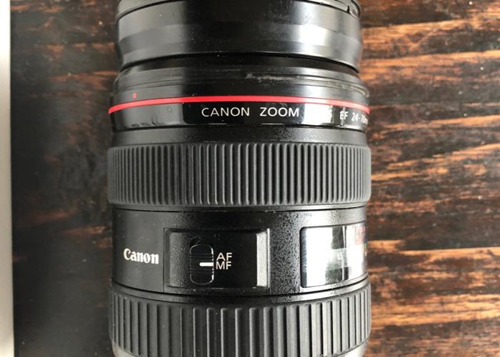 Canon EF 24-70mm f2.8L USM zoom - 2