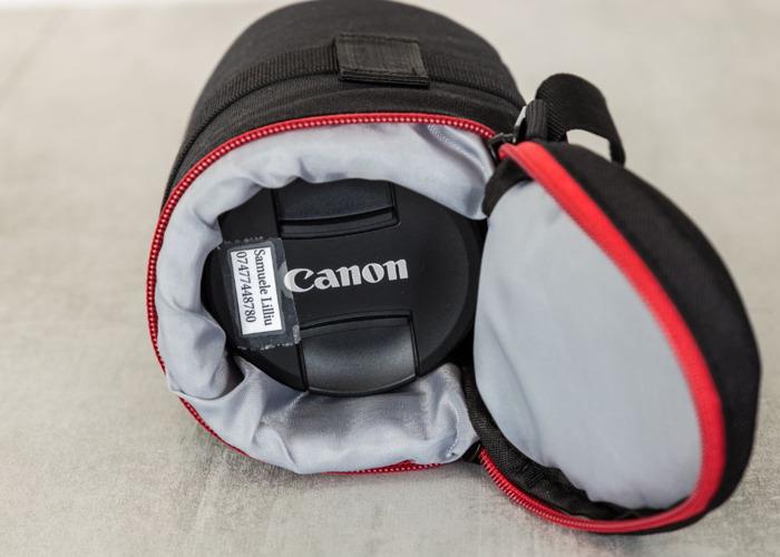 Canon EF 24-70mm f/4L IS USM Lens - 2