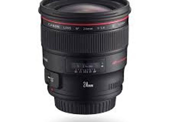 Canon EF 24mm f/1.4 L II USM - 1