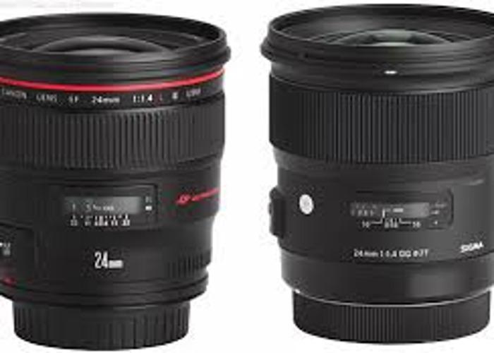 Canon EF 24mm f/1.4 L II USM - 2