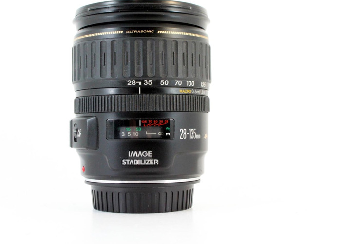 Canon EF 28-135mm f/3.5-5.6 IS USM - 1