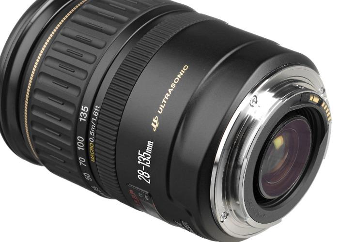 Canon EF 28-135mm f/3.5-5.6 IS USM Lens - 2