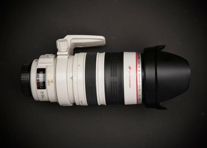 Canon EF 28-300mm Telephoto zoom lens - 1