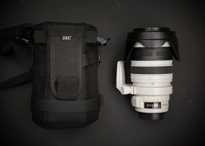 Canon EF 28-300mm Telephoto zoom lens - 2