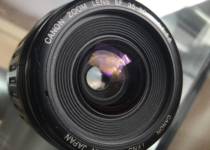 Canon EF 35-80mm f/4-5.6 - 2