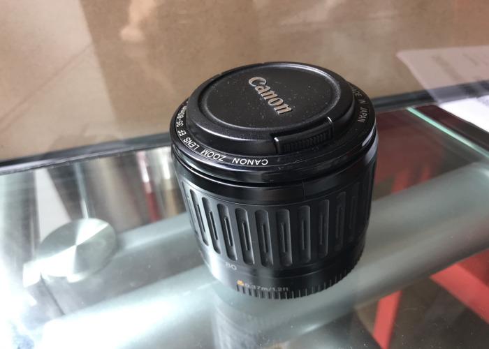 Canon EF 35-80mm f/4-5.6 - 1