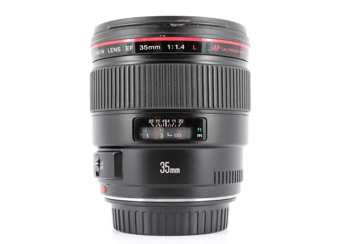 Canon EF 35mm f/1.4 L USM - 1