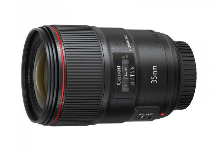 Canon EF 35mm f/1.4L II USM - 1