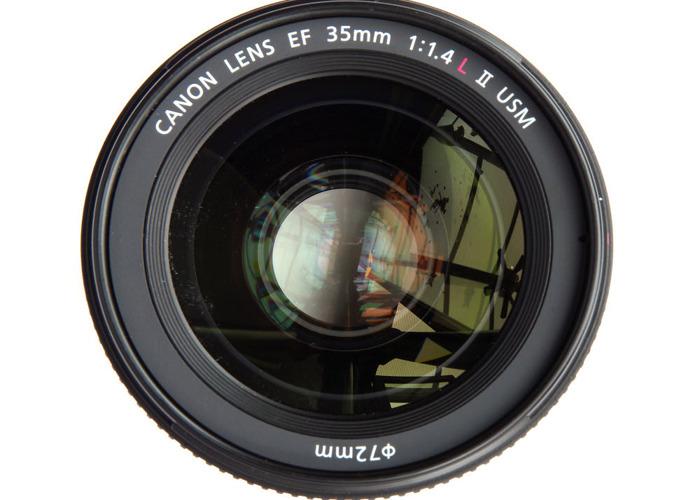 Canon EF 35mm f/1.4L II USM - 2