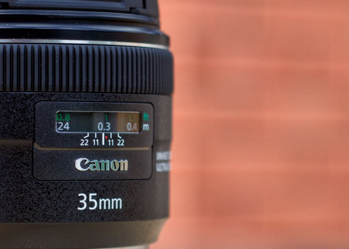 Canon EF 35mm f/2 IS USM Lens - 2