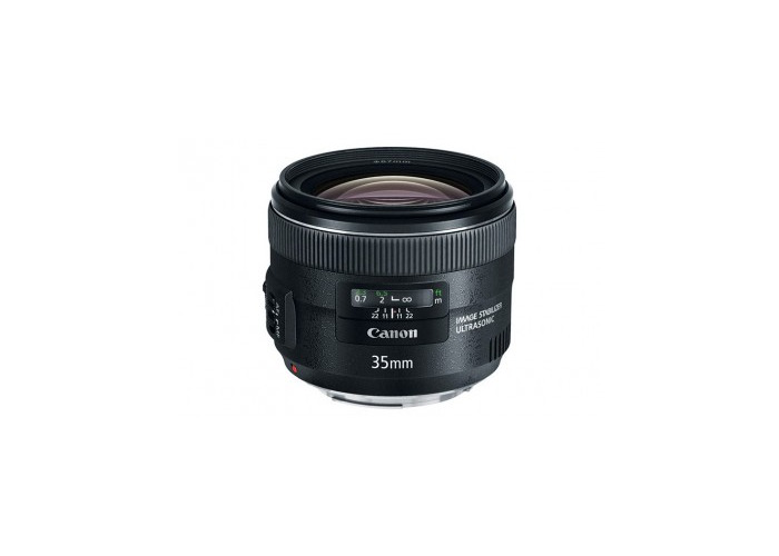 Canon EF 35mm f/2 IS USM Wide Angle Lens - 1
