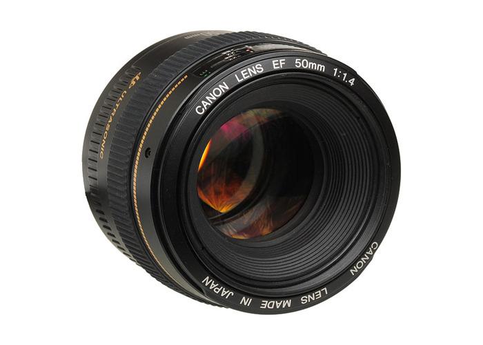 Canon EF 50mm f/1.4 USM - Lenses - 2