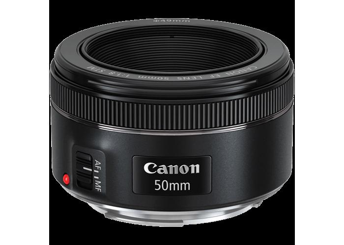 Canon EF 50mm f1.8 STM - 1